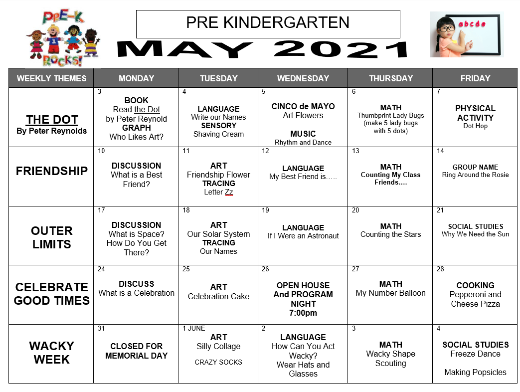 Prek  Curriculum at Hamilton Academy Farmers Branch private preschool, licensed daycare